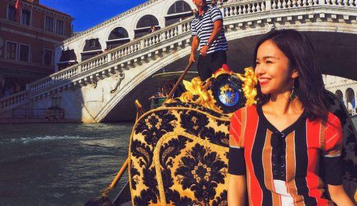 水の都ベネチアの観光スポット