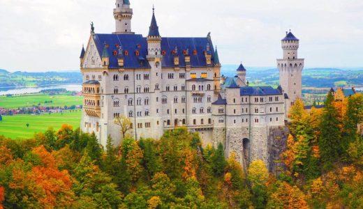 ミュンヘンからノイシュバンシュタイン城へ