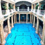 温泉の国ハンガリーのゲッレールト温泉