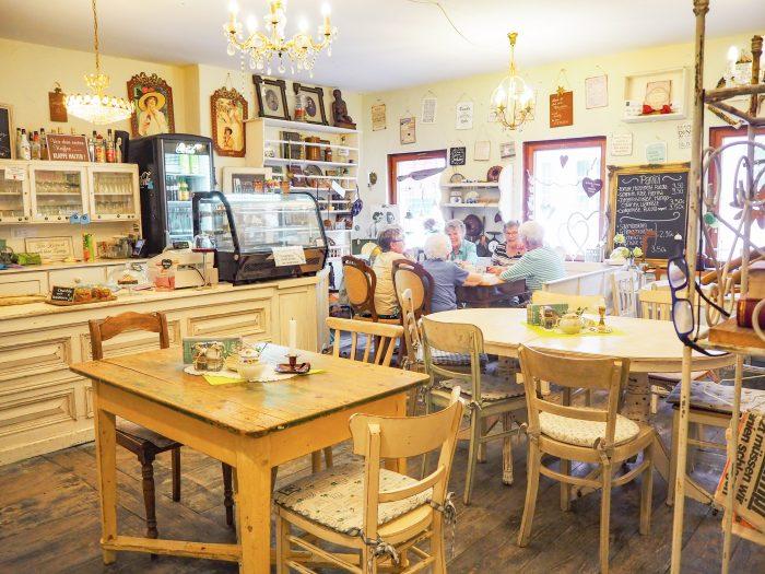 """""""Cafe Einzigartig"""" in Rothenburg ob der tauber"""