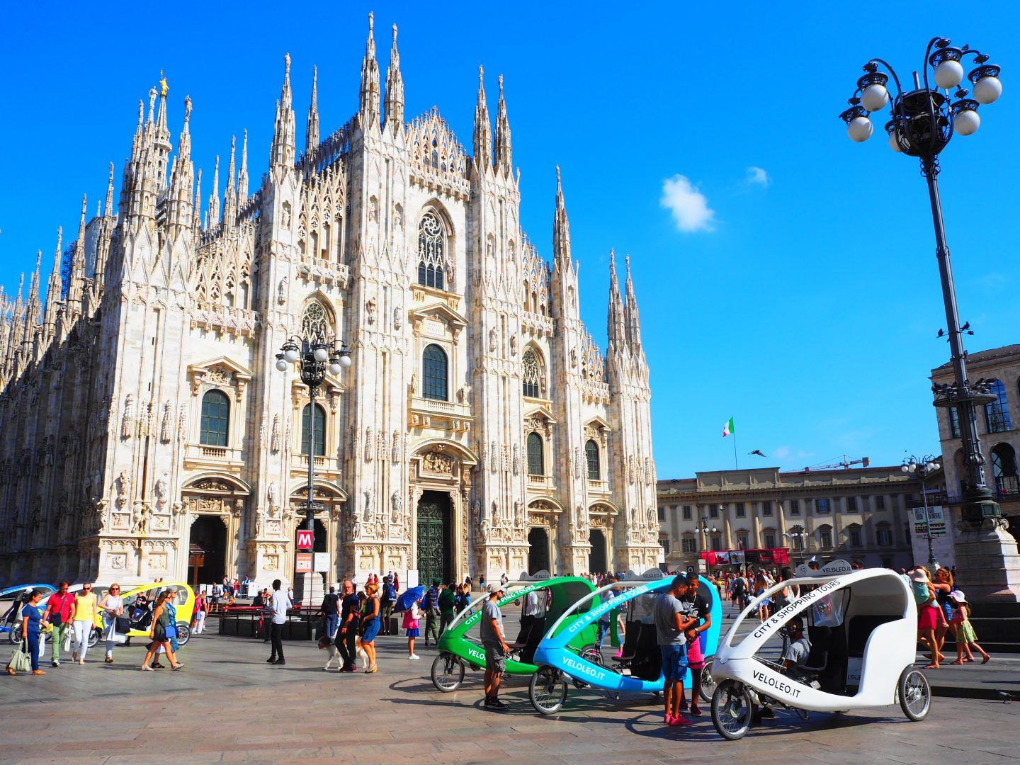 Travel guide in Milan: What to see, Where to eat?