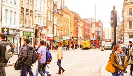 ロンドンのおすすめマーケット