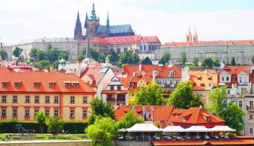 プラハを歩いて観光する「カレル橋からプラハ城へ」
