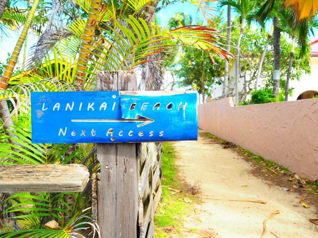 ラニカイビーチの魅力