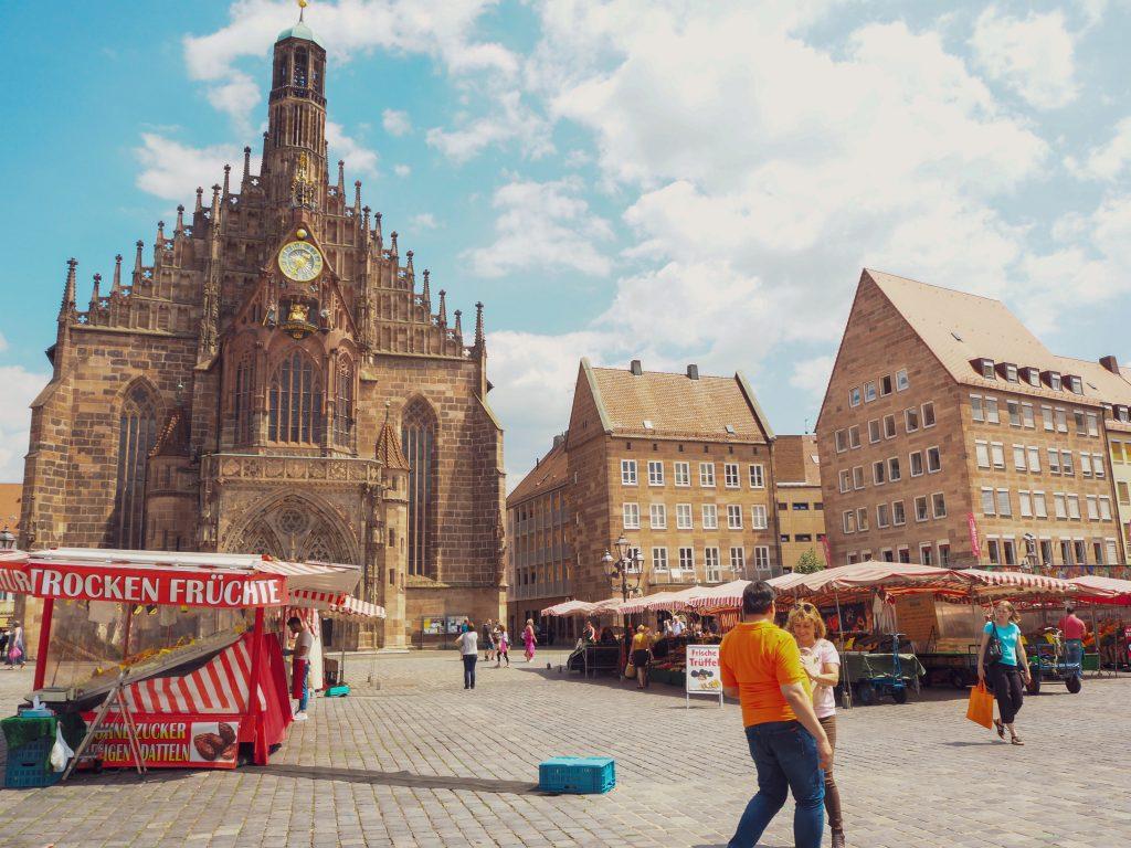 ハウプトマルクト(Hauptmarkt)