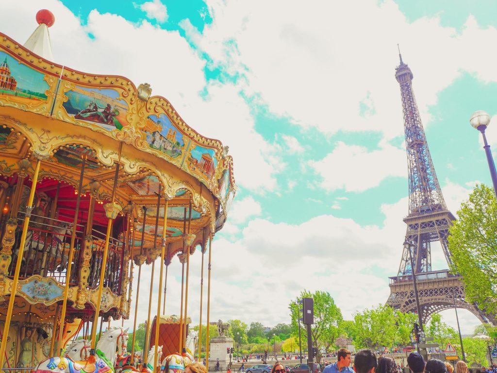 パリのフォトジェニックなスポットを巡る2日間