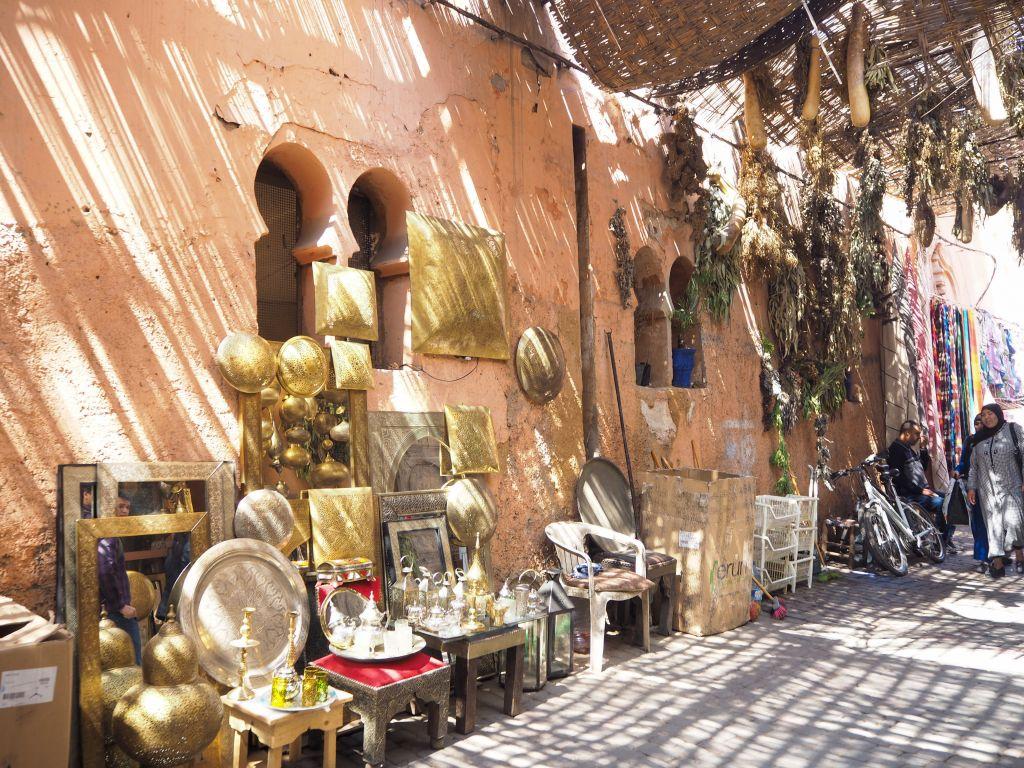モロッカン雑貨