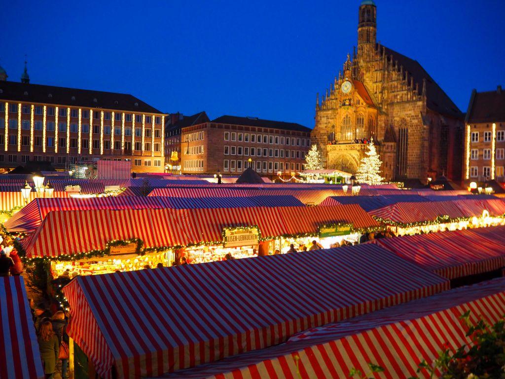 ニュルンベルククリスマスマーケット