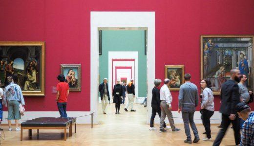 ミュンヘンを代表する美術館「アルテ・ピナコテーク」
