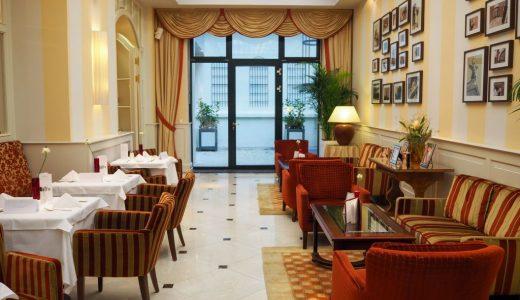 ウィーン旅行でおすすめのホテル「ホテル カイザーホフ ウィーン」