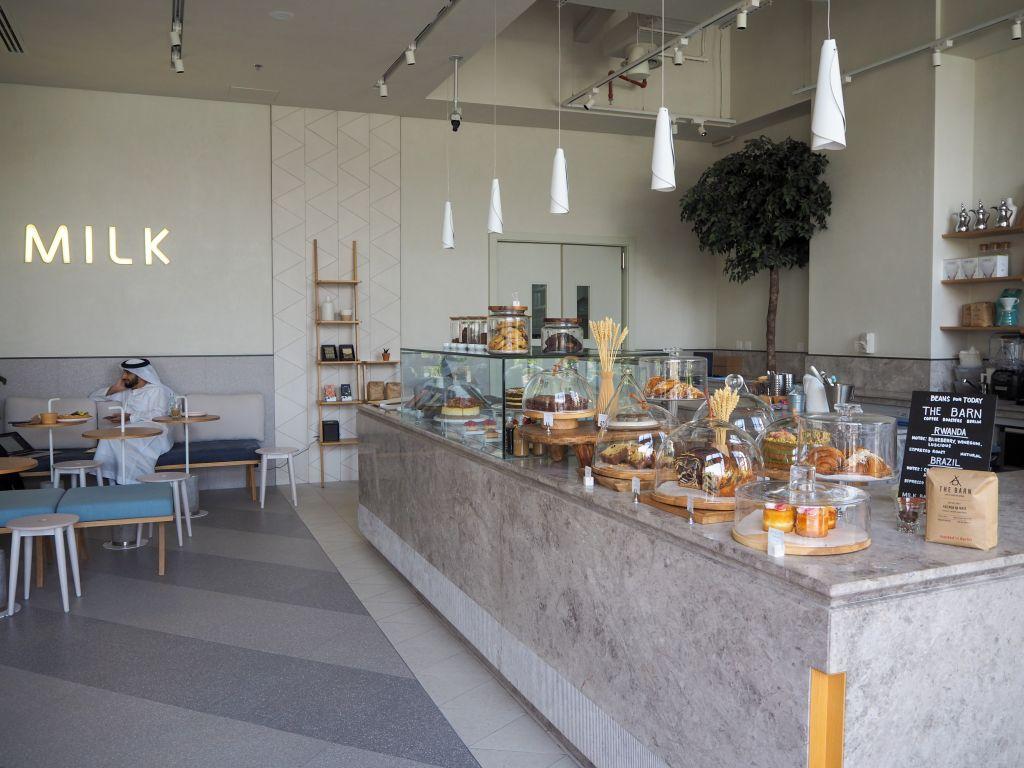 Milk Bakery