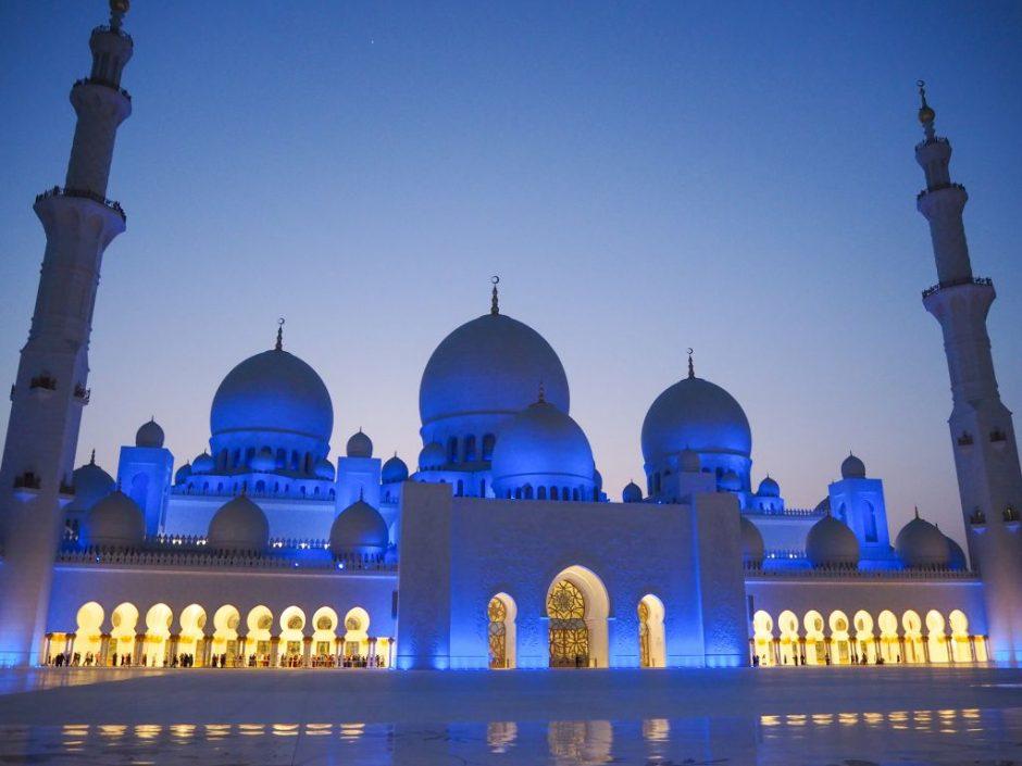 シェイクザイードグランドモスク