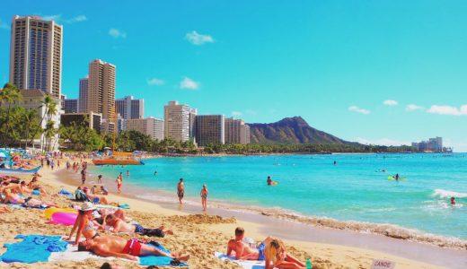 ハワイオアフ島で行きたいおすすめビーチ5選