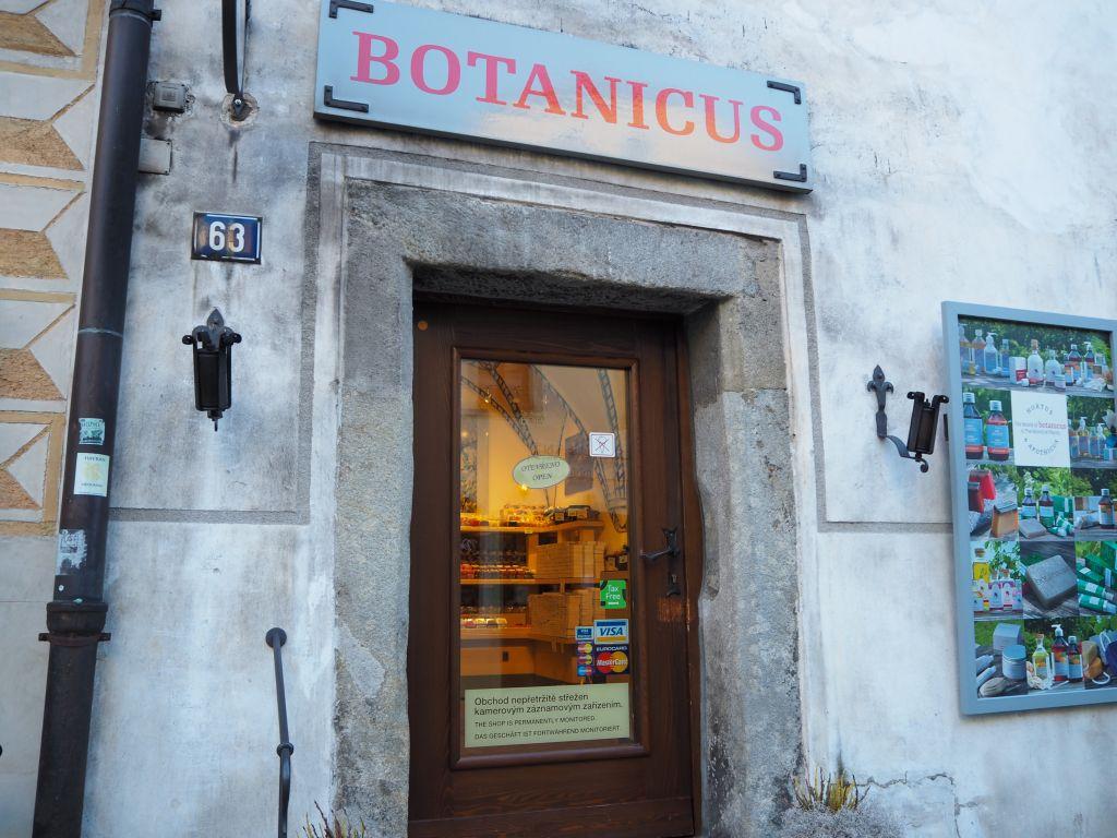 チェコのナチュラルコスメ「ボタニクス」