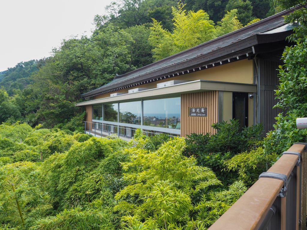 長谷寺のカフェ