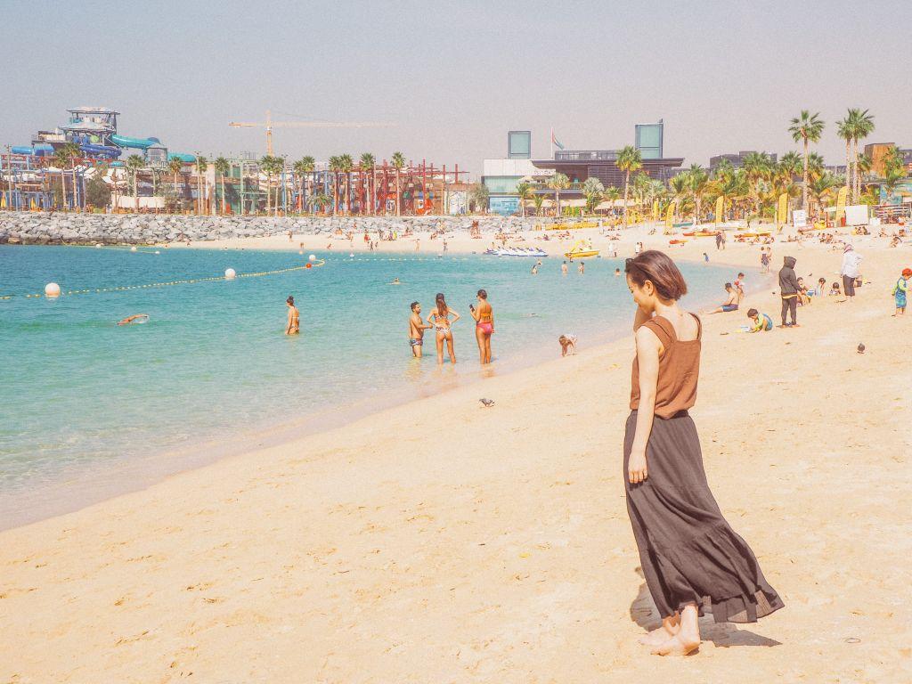ラメールビーチ