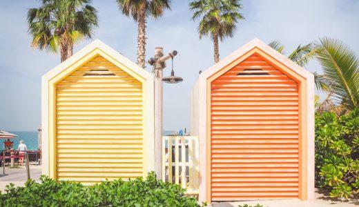 ドバイのカジュアルビーチリゾート「La Mer(ラメール)」