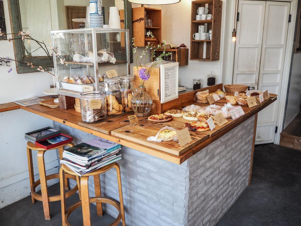 Chigaya bake & coffee shop
